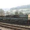 924649 Bogie Bolster - Llangollen Railway 31.12.08  Andrew Jenkins