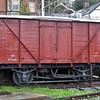 774461 Vent Van Plank 'Vanfit' - Llangollen Railway