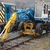 Geismar 4206 XEG 7592 - Carrog, Llangollen Railway - 13 March 2015