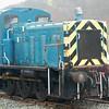 03162 - Carrog, Llangollen Railway - 13 March 2015