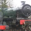 5952 Cogan Hall - Llangollen Railway - 13 March 2015