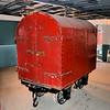 No No. 4w Explosives Wagon  - Llechwedd Slate Mine 14.07.14