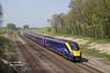 Friday 24/04/15 12:07 Ferriby Cutting 180110 1H02 09:48 Kings Cross - Hull.