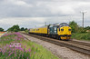 "37025 heads for Hull Paragon seen approaching Lowfield Lane Melton at 12:44 on Monday 25th July 2016 with the 09:52 Derby R.T.C. - Derby R.T.C. test train. 37254 brings up the rear.  The same locomotive was photographed at this location almost 18 years earlier but heading in the opposite direction - see link; <a href=""https://tonybuckton.smugmug.com/Trains/Class-37s-through-the-ages/i-J5kF5ZC"">https://tonybuckton.smugmug.com/Trains/Class-37s-through-the-ages/i-J5kF5ZC</a>"