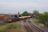 57315 passes Hessle Road Jnc, Hull, with  the 13:22 Carnforth Steamtown - Hull E.c.s on Friday 6th May 2016.