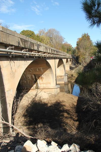 NS Bridge over Sweet Water Creek Austell, GA.