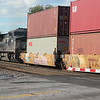 25Q-06 [Intermodal; Atlanta, GA-Memphis, TN] NB NS 9130 (C44-9W) NS 8443 (C40-8W)  143 platforms intermodal (36 international doublestacks, 90 domestic doublestacks, 17 baretable wells). #2 to main at NS Austell, Austell, GA. International stacks from Savannah/231, domestic stacks all empty repo's off Miami/210, Jax/230 & Charlotte/221.