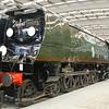 34051 Winston Churchill - Locomotion, NRM Shildon - 22 April 2018