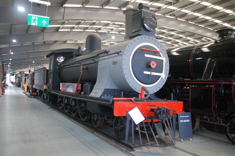 SS 4150 390 - Locomotion, NRM Shildon - 22 April 2018