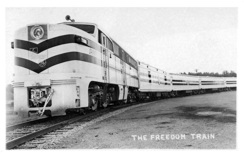 1947-48 American Freedom Train