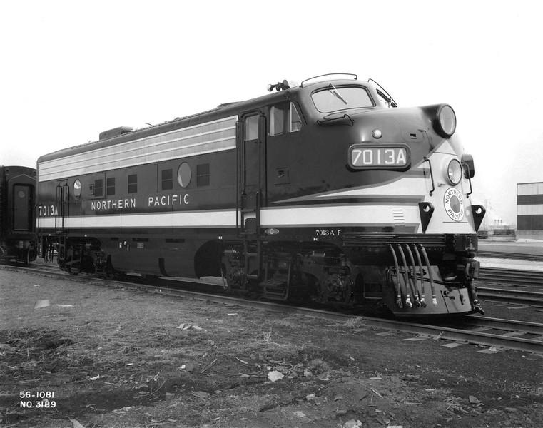 1956 EMD F9.