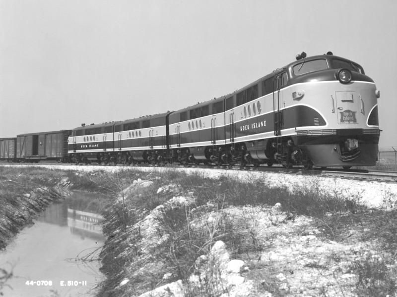 1944 EMD FT.