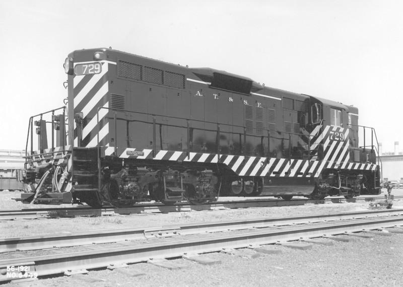 1956 EMD GP9.