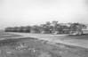 EMD 1946.<br /> <br /> F-3's for Santa Fe and N de M.