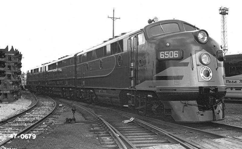 1947 EMD F3.