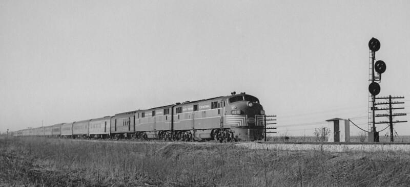 Mattoon, Illinois 1950