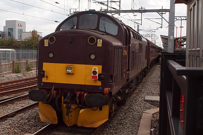 37706 at Rugby, on the rear of the charter.