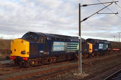 37059 and 37610 at York.