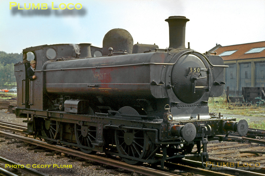 L89, Watford, September 1969