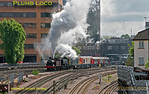 Met 150 Light Engines,Harrow-on-the-Hill, Train 750, 25th May 2013