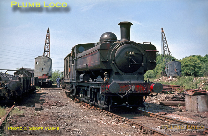 L89, Croxley Tip, June 1969