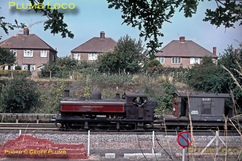 L95, Croxley, July 1969
