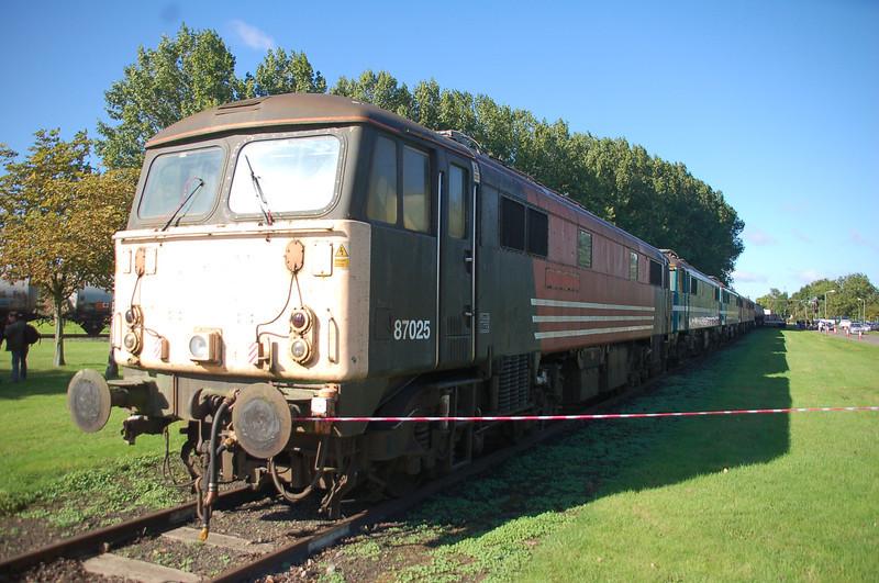87025 - Long Marston - 12 September 2010