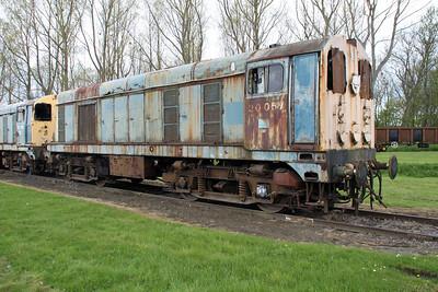BR Blue Class 20 20057  05/05/12.