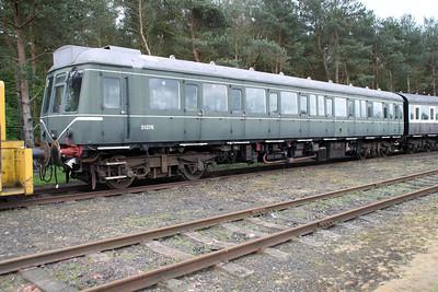 Class 117 DMU 51376  05/05/12.