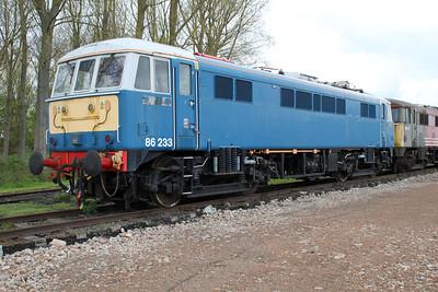 1960s Blue Liveried 86233  05/05/13.