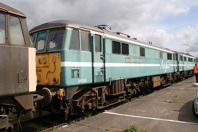 Anglia Liveried 86246 05/05/12.