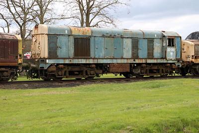 BR Blue Class 20 20081 05/05/12.