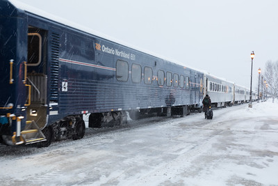 Long Polar Bear Express 2018 February 19