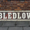 Bledlow Station sign Didcot Railway Centre  16 10 10