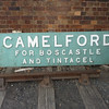 Camelford Station sign Kidderminster  03 09 11