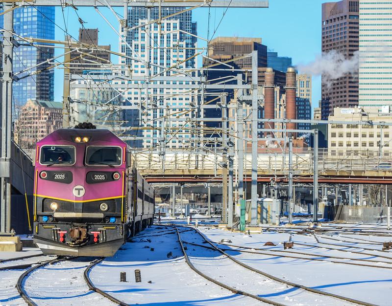 MBTA 2025
