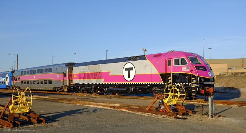 MBTA 2024