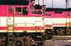 MBTA locomotives South Boston July 2003