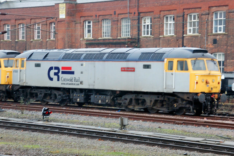 47828 Joe Strummer - Doncaster - 16 January 2010