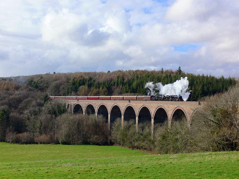 Cornwood viaduct