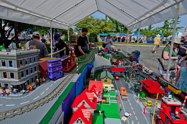 Manassas Train Festival 2011