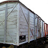 12902 (E 612902)GER Non Vent Van Plank 'Box Van' - Mangapps Railway Museum