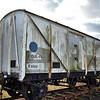 87537 Blue Spot Fish Van 'Insul-Fish' - Mangapps Railway Museum