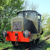 207103 Ruston Hornsby 4wDM - Mangapps Railway Museum