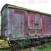 902254 NER Non Vent Van Plank 'Box Van' - Mangapps Railway Museum