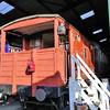 322 LNWR Brake Van - Mangapps Railway Museum