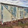 87888 Blue Spot Fish Van 'Insul-Fish' b/o - Mangapps Railway Museum