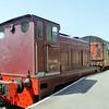 D1153 'Elland No 1' Hudswell Clarke 0-4-0DM - Mangapps Railway Museum