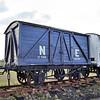 20156 (620156) GER Non Vent Van Plank 'Box Van' - Mangapps Railway Museum