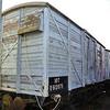 12875 (E 612875) GER Vent Van Plank - Mangapps Railway Museum